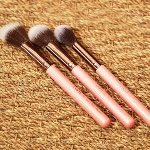 Luxie face brushes bundle new